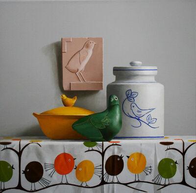 Janet Rickus, 'A Bird Painting', 2012