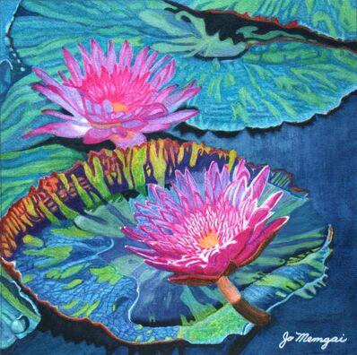 Josie Mengai, 'Lotus Flowers', 2019