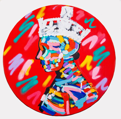 Bradley Theodore, 'The Crowned King', 2019