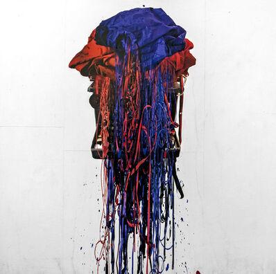 Andre Petterson, 'Cobalt Spill 2', 2015