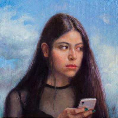 Maria Jimenez, 'Waiting for Clearer Skies', 2021