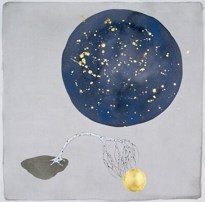 """Crystal Liu, 'The Moon, """"the moon, II""""', 2015"""