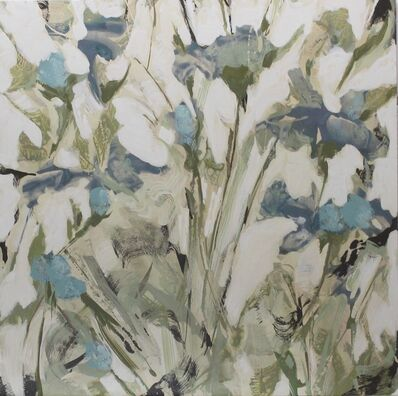 Thomasa Seymour, 'Blue Florets II', 2019