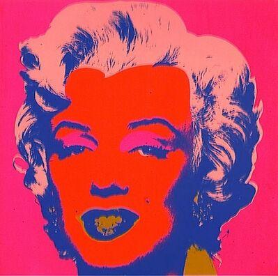 Andy Warhol, 'Marilyn (F & S 22)', 1972