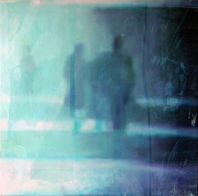 Wendelin Wohlgemuth, 'Figures At Dusk', 2019