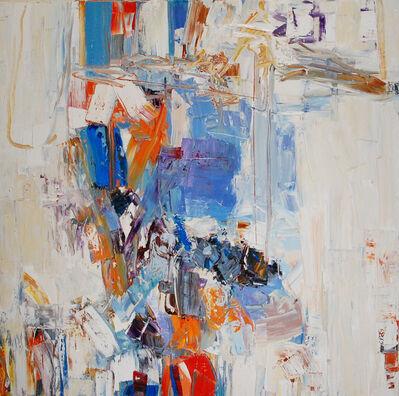 Chris Hayman, 'Blue Strip', 2016