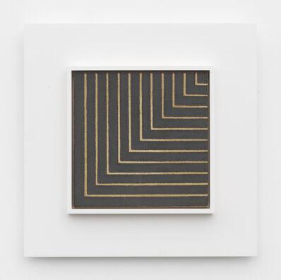 Frank Stella, 'Untitled', 1960
