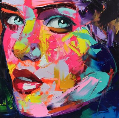 Françoise Nielly, 'Colombe', 2018