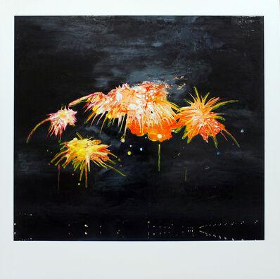 Chou Tai-Chun, 'Globe Silent 015 - Riverside Park for Everyone', 2012