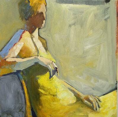 Melinda Cootsona, 'Yellow Dress', 2015