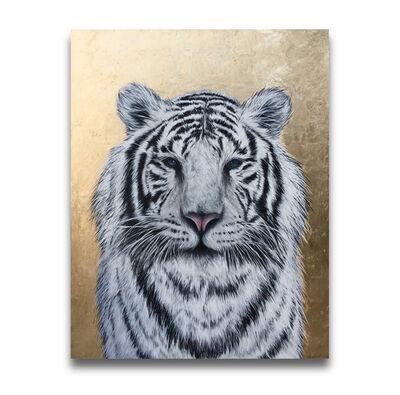 Bar Ben Vakil, 'White Tiger', 2017