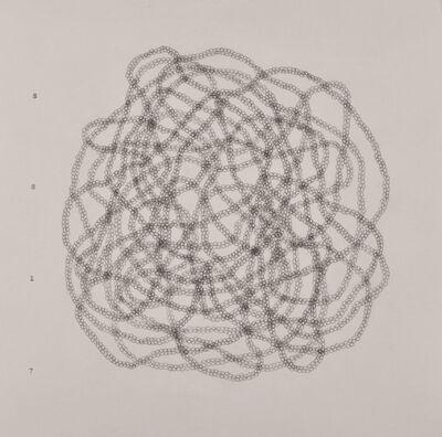 Stephanie Strange, '15 Layers of Mistaken', 2018