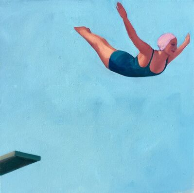 T.S. Harris, 'Swan Dive', 2010-2017