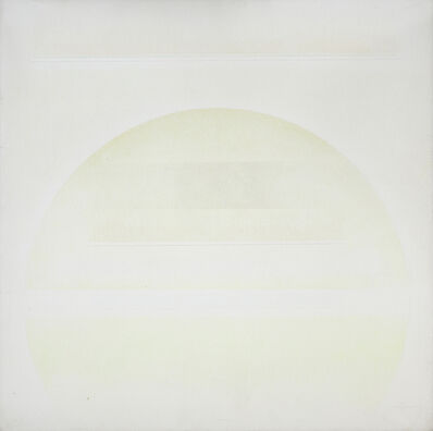 Riccardo Guarneri, 'Giallo sferico', 1971