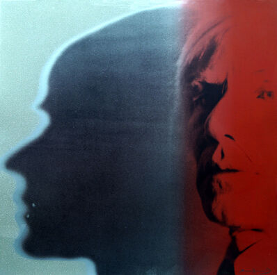 Andy Warhol, 'The Shadow, from the Myths Series', 1981