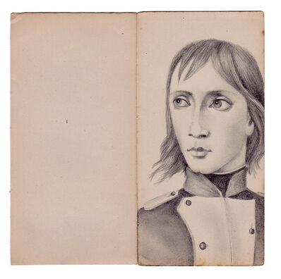 Guillermo Martin Bermejo, 'Teen Napoleon', 2019