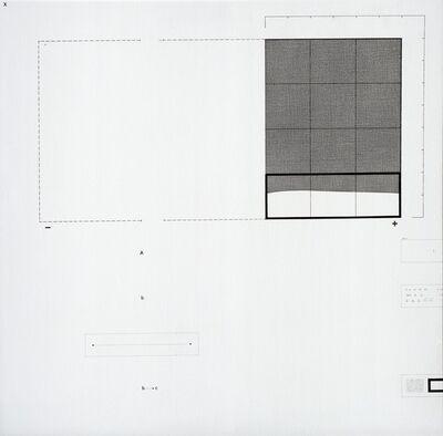 Alberto Garutti, 'Messaggio autoriflessivo', 1972