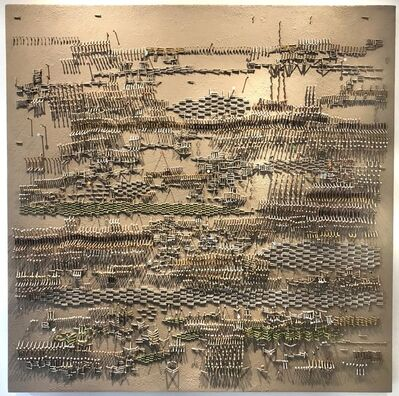 Darlene Charneco, 'Storylines of the Species (Layered Time)', 2018