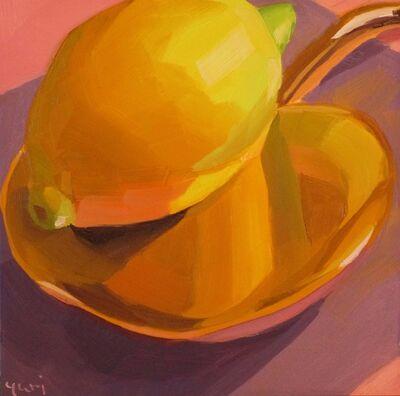 Yuri Tayshete, 'Golden Lemon', 2019