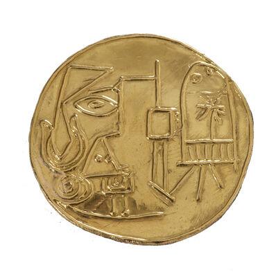 Pablo Picasso, 'Jacqueline au chevalet', 1955