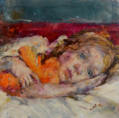 Jaclyn Alderete, 'Cradle', 2018
