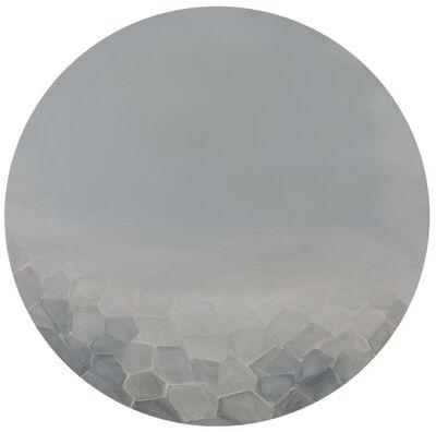 Li Dazhi 李大治, '灰色的画 Grey Painting', 2017