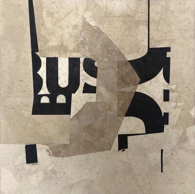 Maurice Nespor, 'B-Line', ca. 2019