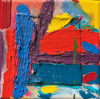 Anthony Frost, 'Colour Zones 2', 2014