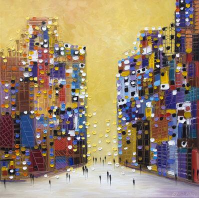 Ekaterina Ermilkina, 'Sunny City', 2020