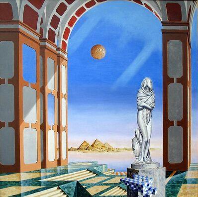 Jan van den Brink, 'A look at the past...', ca. 2011