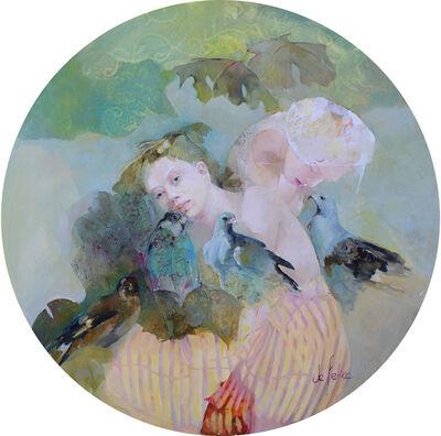 Françoise de Felice, 'Esprit de l'air', 2019