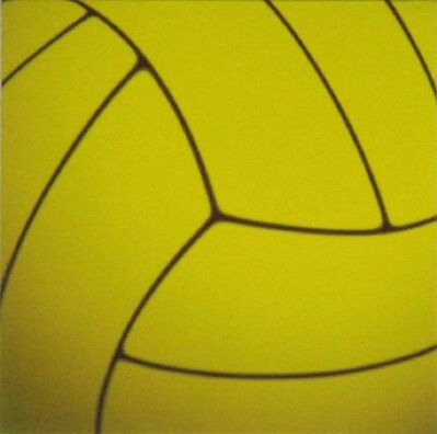 Giuseppe Restano, 'Yellow Swimming Ball', 2009