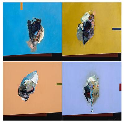 André Pitre, ' La couleur des choses', 2016