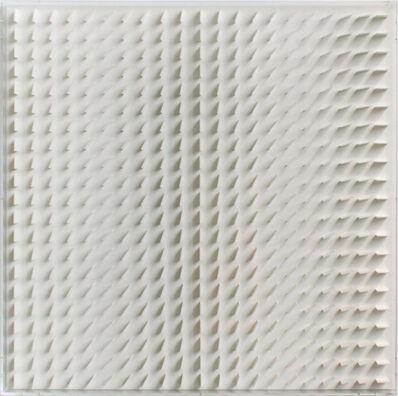 Hartmut Böhm, 'Quadratrelief 69', 1966/70