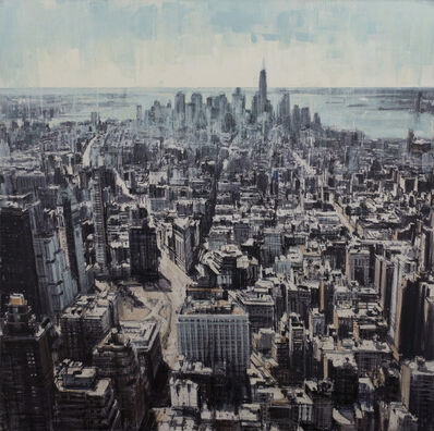 Valerio D'Ospina, 'Early Afternoon In Manhattan', 2015