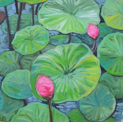 Yi Yunzu, 'untitled-green', 2015
