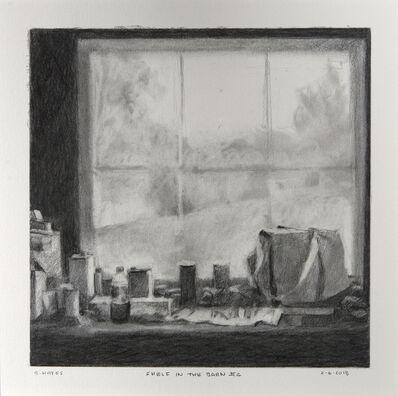 Connie Hayes, 'Shelf In the Barn #2 '