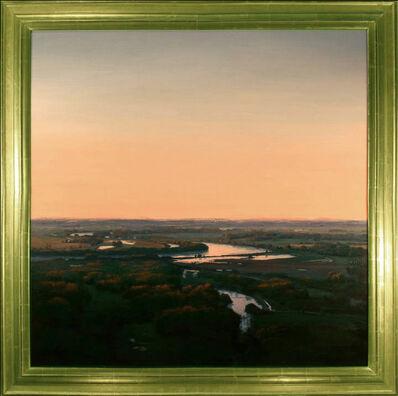 Brad Aldridge, 'The Pale of the Morning Light '