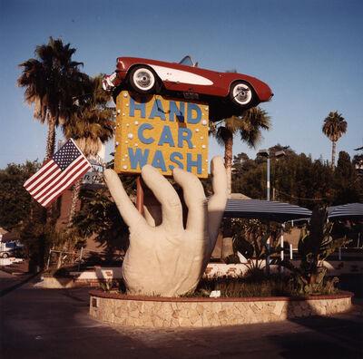 David Graham, 'Studio City, California (Hand Car Wash)', 2006