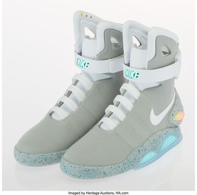 Nike, 'Air Mag (Back to the Future)', 2016