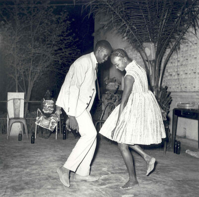 Malick Sidibé, 'Christmas eve (Happy Club)', 1963
