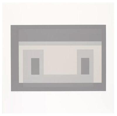 Josef Albers, 'Variants III, from Ten Variants', 1966