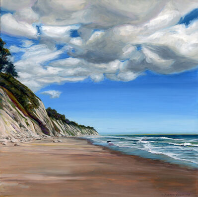 Mary-Austin Klein, 'More Mesa Beach, Santa Barbara'