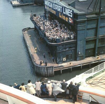 """Jacques Henri Lartigue, 'Voyage New York- Cannes sur le """" Christoforo Colombo""""', 1962"""