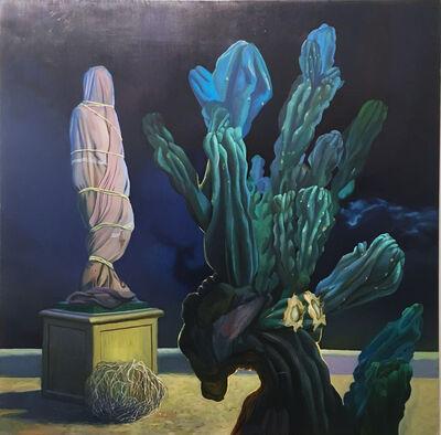 Thomas John Carlson, 'Statue', 2019