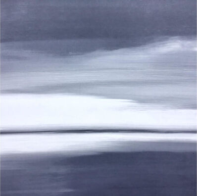 Frances Ashforth, 'Grayscape 1', 2014