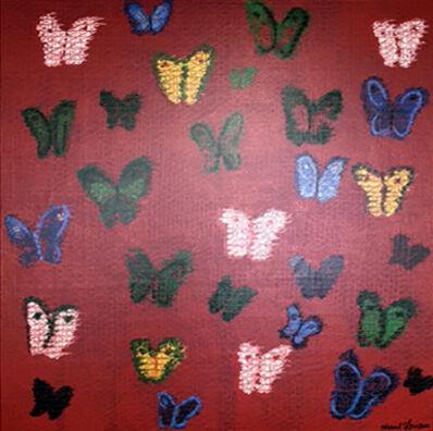 Hunt Slonem, 'Untitled #13', 2009