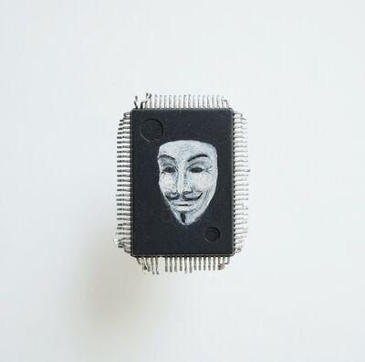 Yuri Zupancic, 'Guy Fawkes Mask ', 2014