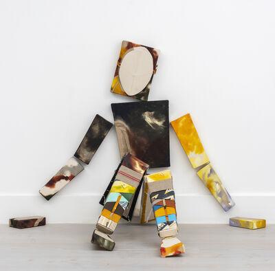 Jann Haworth, 'Art takes 5', 2015