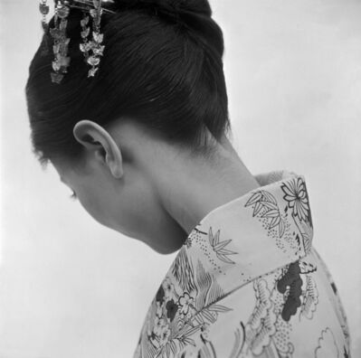 Dennis Stock, 'JAPAN . Geishas.', 1956